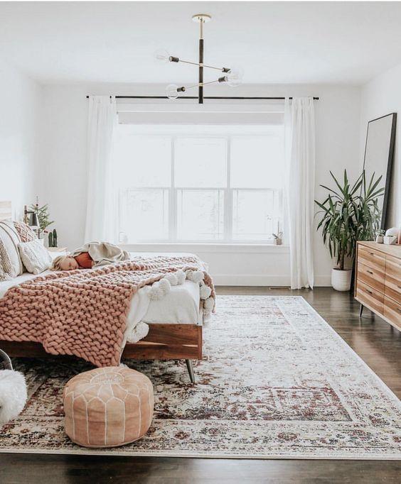 gorgeous boho living room inspiration – simple hom…