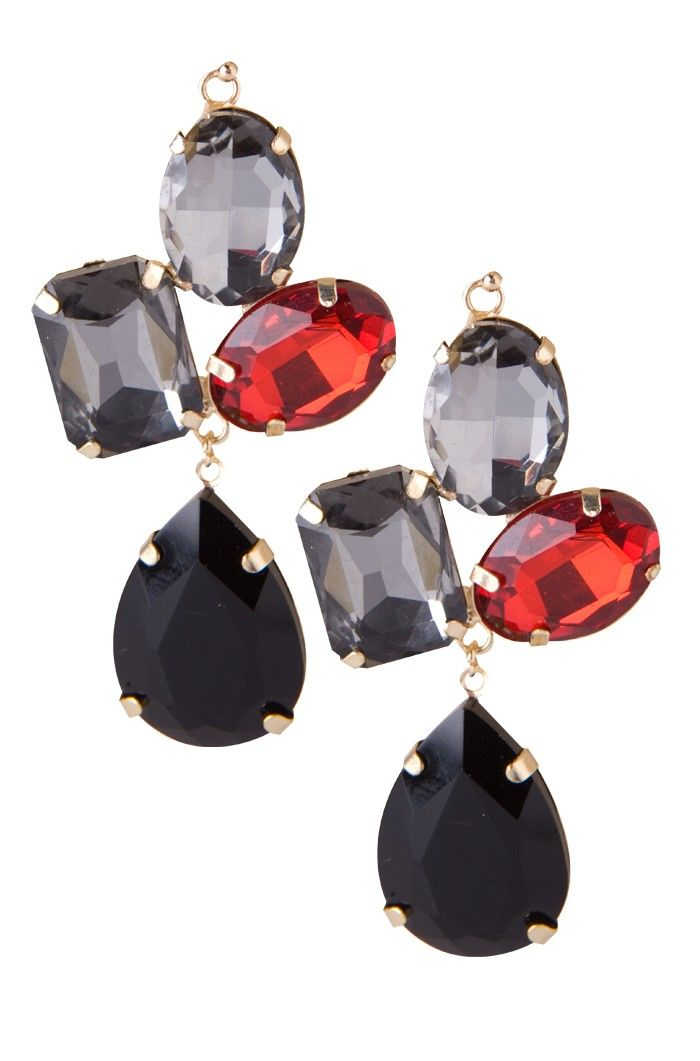 468 melhores imagens de Earnings Jewelry no Pinterest ...