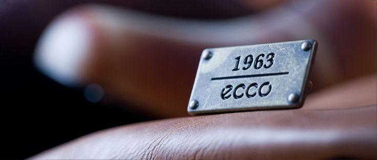 ECCO Since 1963 - Visit ecco.com/facebook