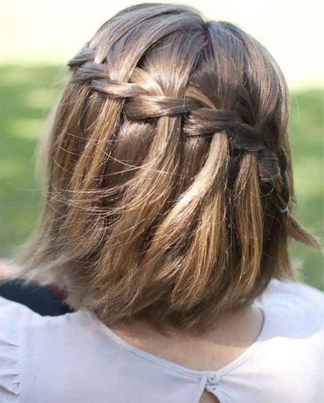 Easy Creative Short Braided Hairstyles 2016 Short Braided Hairstyles Short Braids And