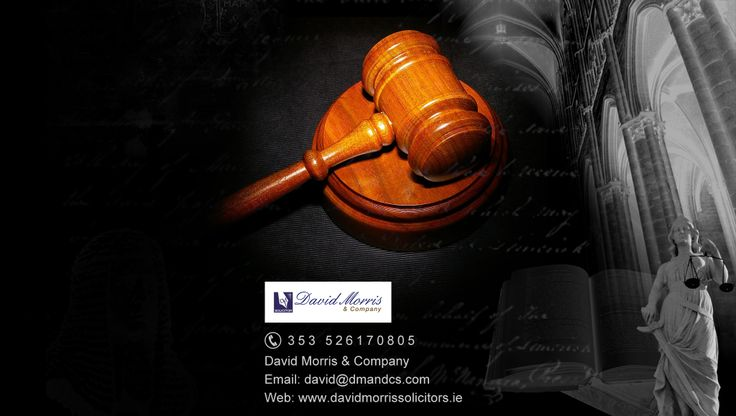 David is a Clonmel Solicitor who is ready to give personal attention to your legal needs in matters ranging from Accidents to Wills. David acts for everyone seeking advice including the farmer and the businessman who are so important to the local economy..