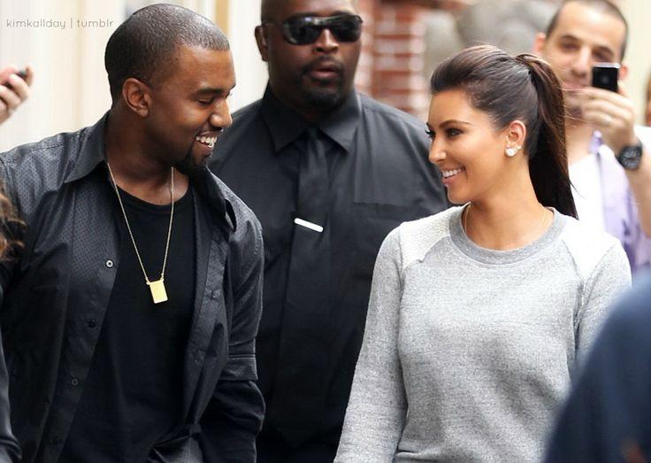 Are Kim Kardashian And Kanye West Shacking Up?