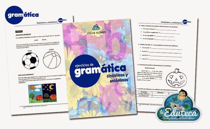 La Eduteca: RECURSOS PRIMARIA | Ejercicios de gramática: clases de oraciones