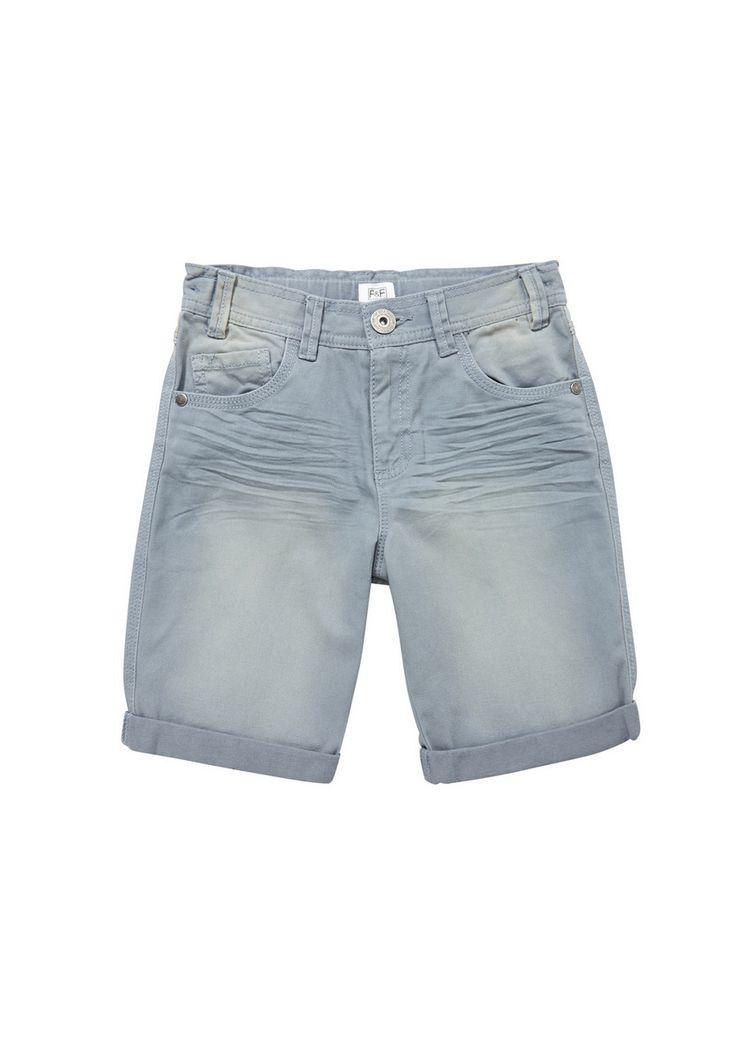 Clothing at Tesco | F&F Twill Shorts > shorts > Shorts > Kids