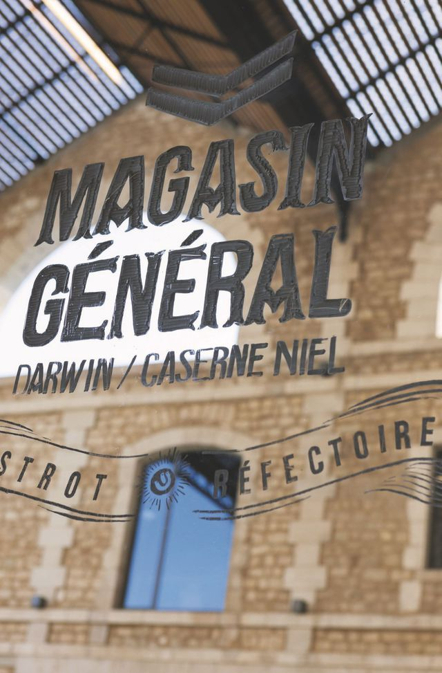 Adresse Bordeaux Le Magasin G N Ral Hotels Design And