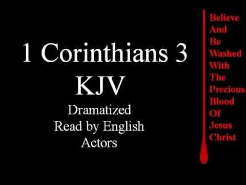 1 Corinthians 3 KJV