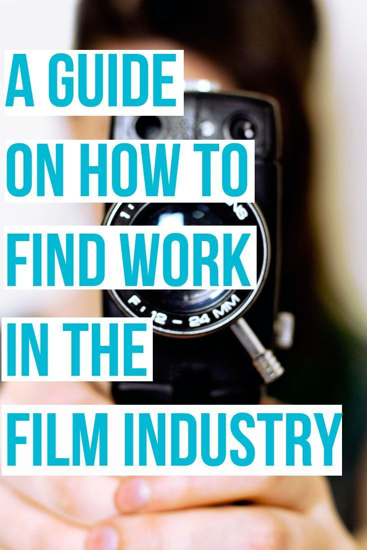 A FREE guide on how to find work in the Film Industry. Very detailed with Case Studies on how real filmmakers have found work.| Filmmaker | Filmmaking tips
