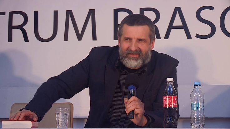 "Dariusz Walusiak:  ""Winni. Holokaust i fałszowanie historii"" -  9.05.2016"