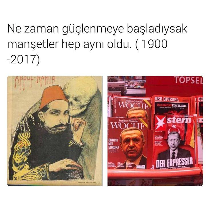 Bu sefer farklı..! #OsmanlıDevleti