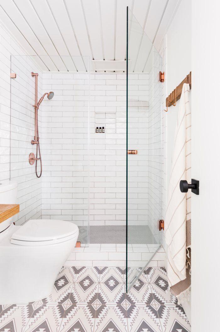 Lakeside Retreat Old Cairo Bathroom Floor Installation Gallery