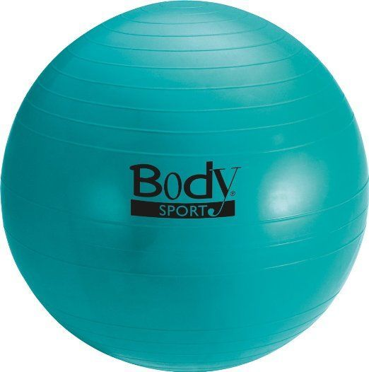 Some workout equipment for home so we've always got the facilities to stay active. We love Flexibands and fit balls!