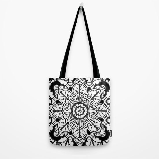 #Society6designers #Society6max #society6 #Society6RT #society6home #love  #totebgas https://society6.com/product/my-top-flower-tv4_bag?curator=azima