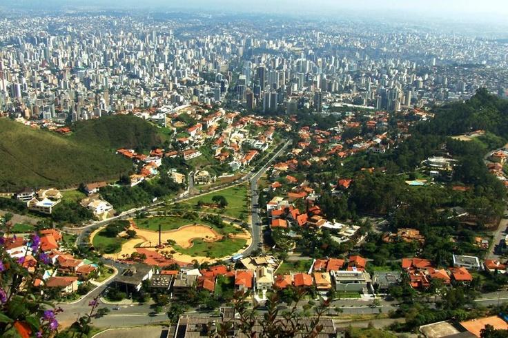 Praça do Papa in Belo Horizonte - Brazil