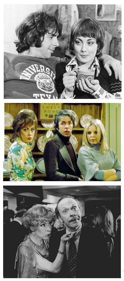 1979, se estrenan las series de TV: El Nido de Robin y Los Roper.