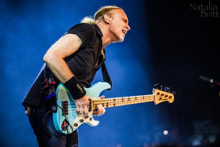 Billy Sheehan of Mr. Big