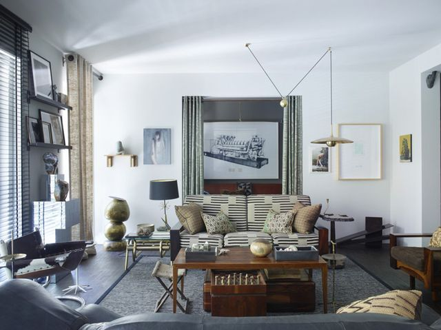A masculine apartment in Berlin | desiretoinspire.net | Bloglovin'