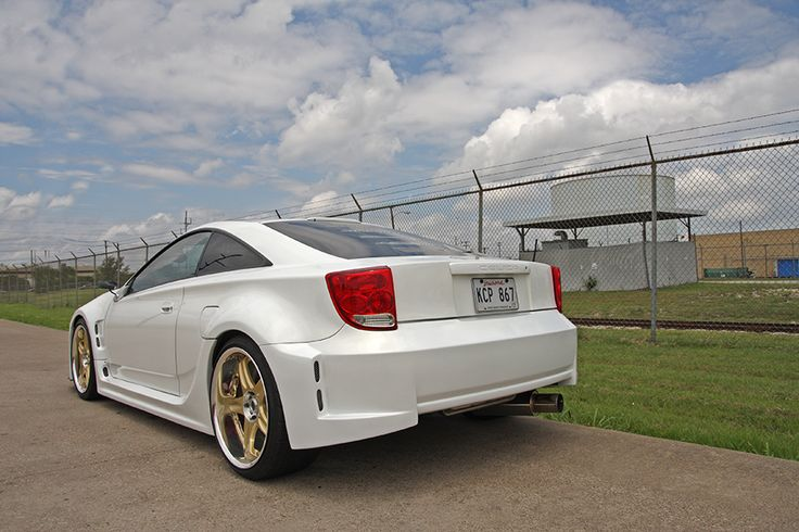 FS: (For Sale) LA: 2002 APR Widebody Toyota Celica FOR SALE! - NASIOC