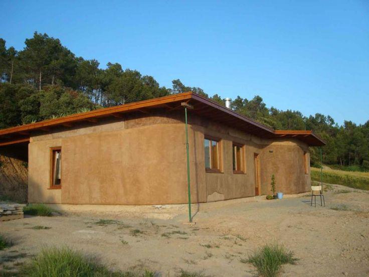 232 mejores im genes sobre casas ecol gicas en pinterest - Construccion de casas ecologicas ...