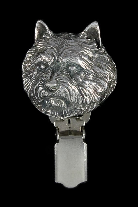 Norwich Terrier dog clipring dog show ring by ArtDogshopcenter