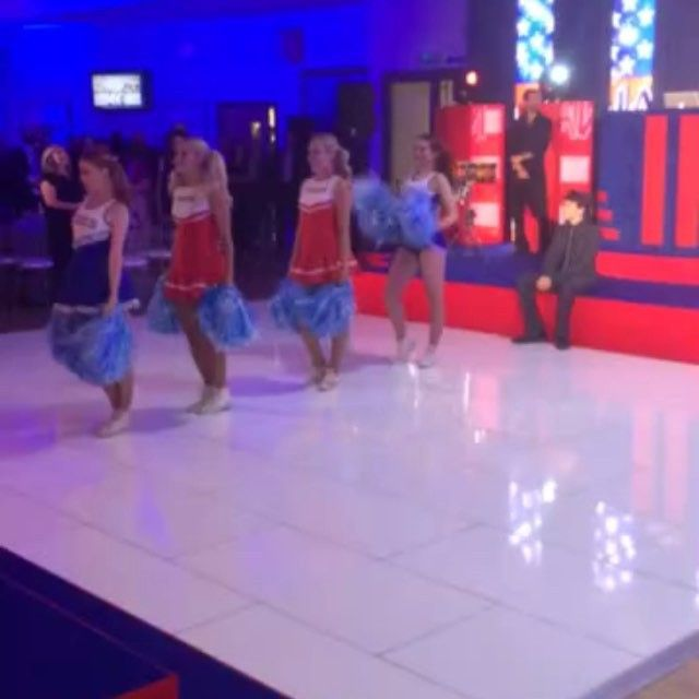 Guest footage from a Barmitzvah last year, our Cheerleaders performed a routine as part of the Barmitzvah boys entrance at his American themed party #cheerleader #cheerleaders #dance #dancing #barmitzvah #barmi #barmiarmy #simcha #heymickey #dancers #london #girls #entertainment #pandorasboxperformers #choreography #choreographer #choreograph #events #eventprofs #eventpros #eventprofsuk #party #partystarters by pandorasboxperformers.  eventpros #barmi #partystarters #eventprofsuk #events…
