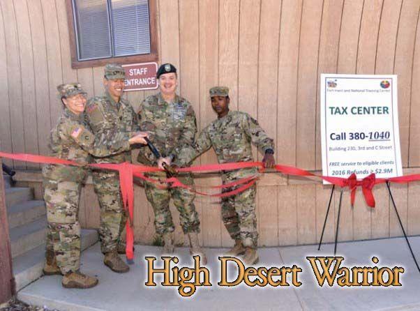 Pin On High Desert Warrior Fort Irwin Ntc