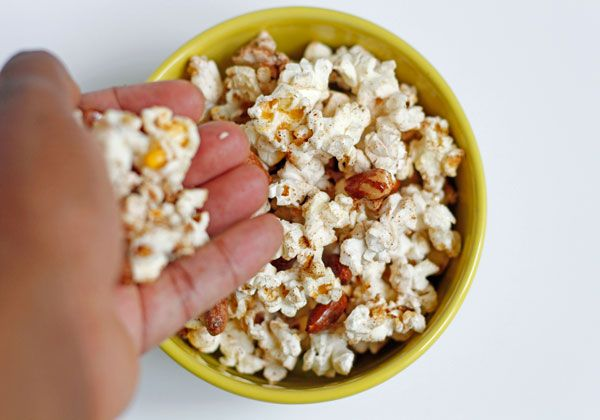 Low calorie snack recipe for late night snacking. A delicious way to stay on your diet.