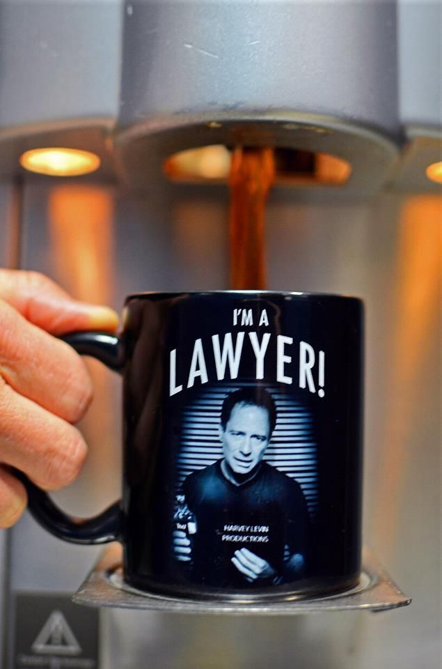 Harvey Levin lawyer mug