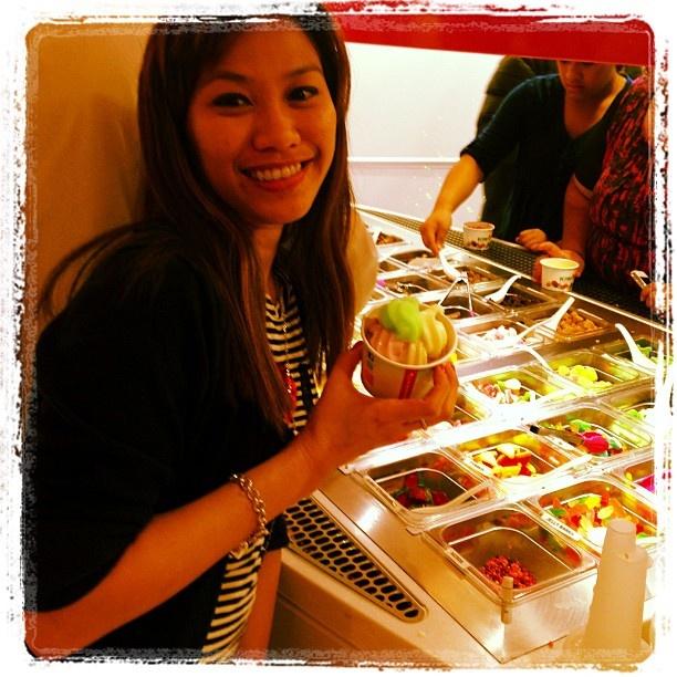 Instagram photo by @greensai (greensai) | KiwiYo Self Serve Frozen Yoghurt www.fb.com/kiwiyonz  | www.kiwiyo.co.nz #kiwiyo #froyo
