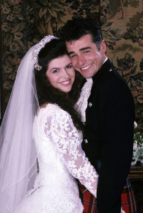 Duke and Anna. #GH