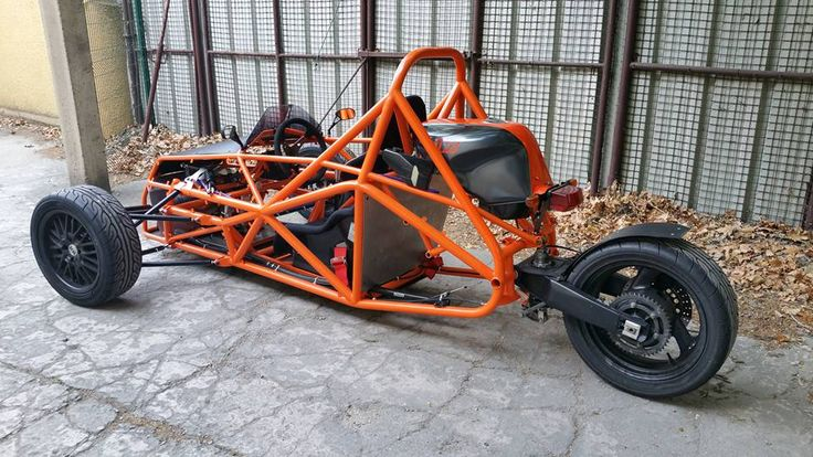 how to build an electric trike