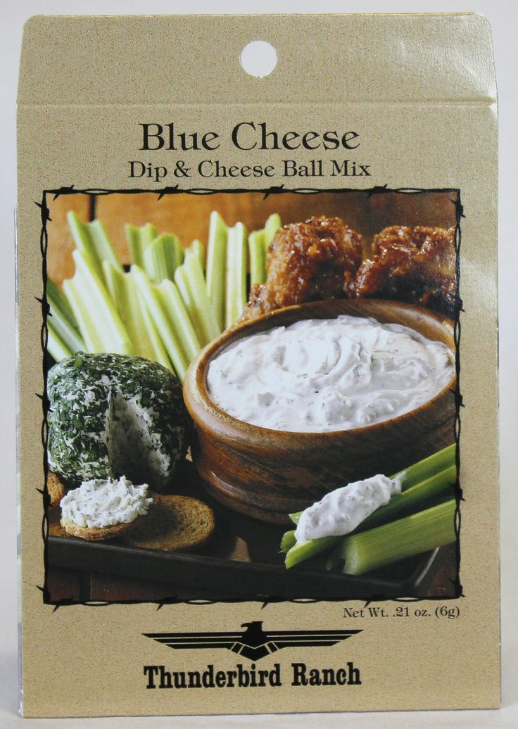 Blue Cheese Ball  amp  Dip Mix