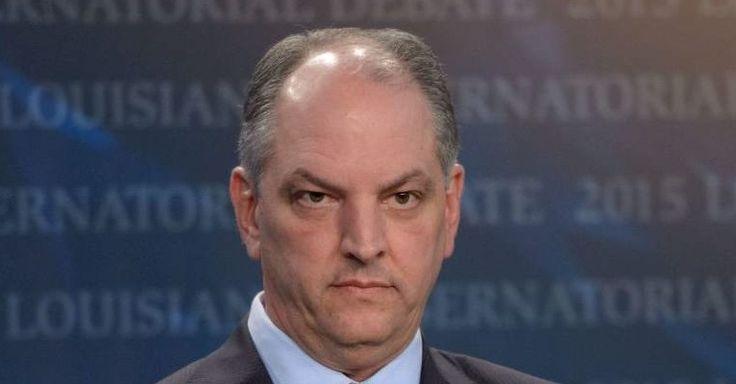 Louisiana's Governor John Bel Edwards Threatens Republicans: Raise Taxes Or NO FOOTBALL NEXT YEAR –