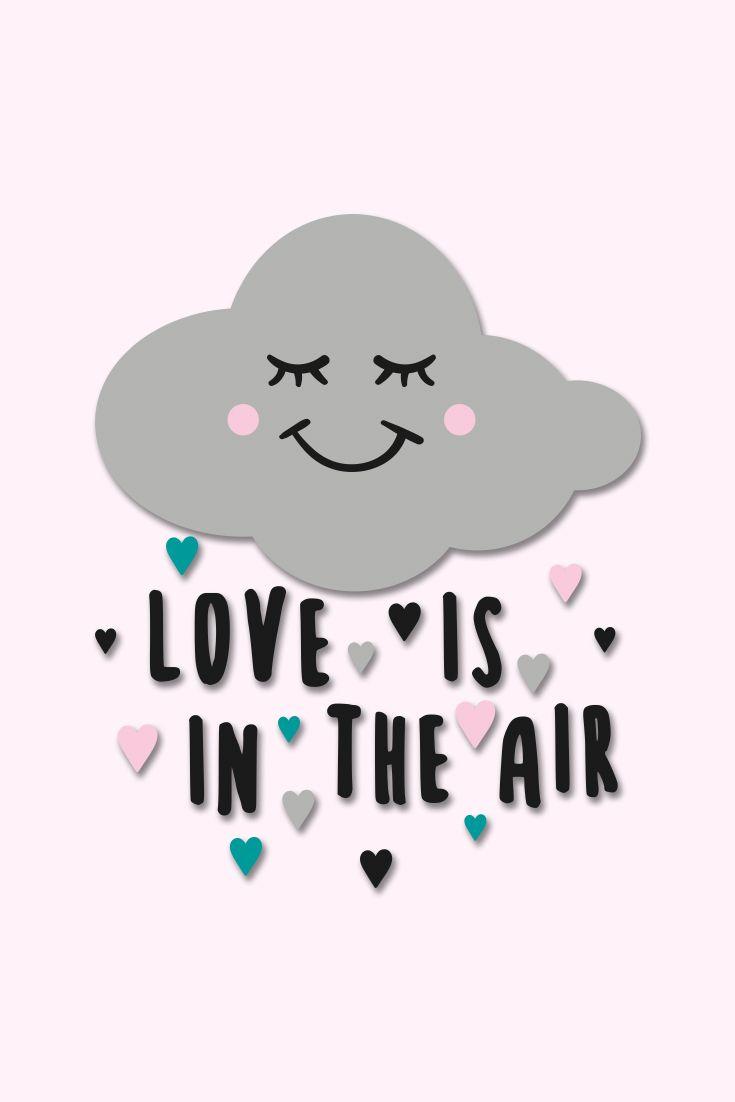 Happy Little Rain Cloud Rain Clouds Clouds Rain