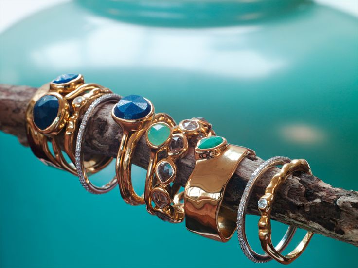 Create your perfect stack using our online ring sacker #stackandshare
