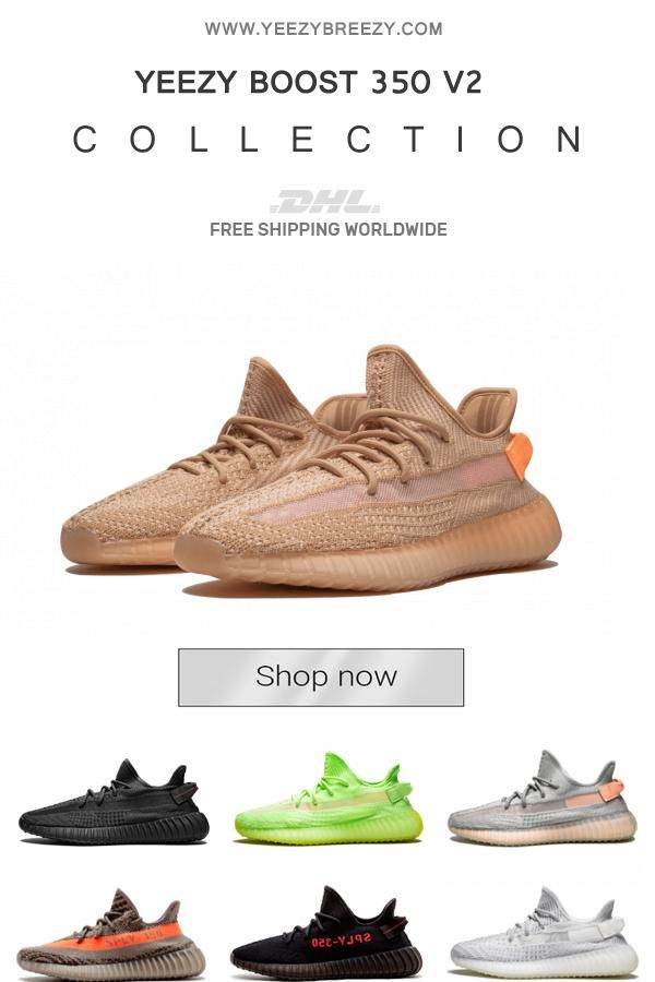 Order new Adidas Yeezy Boost 350 V2 Clay at online shop