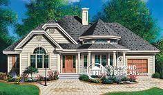 House plan W2296 by drummondhouseplans.com
