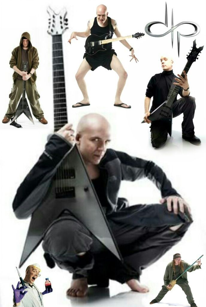 The one and only Devin Townsend, people like him make the world a much more interesting, creative, funny place. edit done by Todd Lawrance