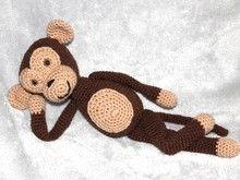 E-Book Mo der Affe, Häkelanleitung