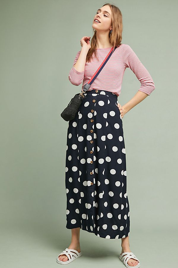 09e5b78a1c Claudette Maxi Skirt   My Anthro   Skirts, Skirt fashion, High ...