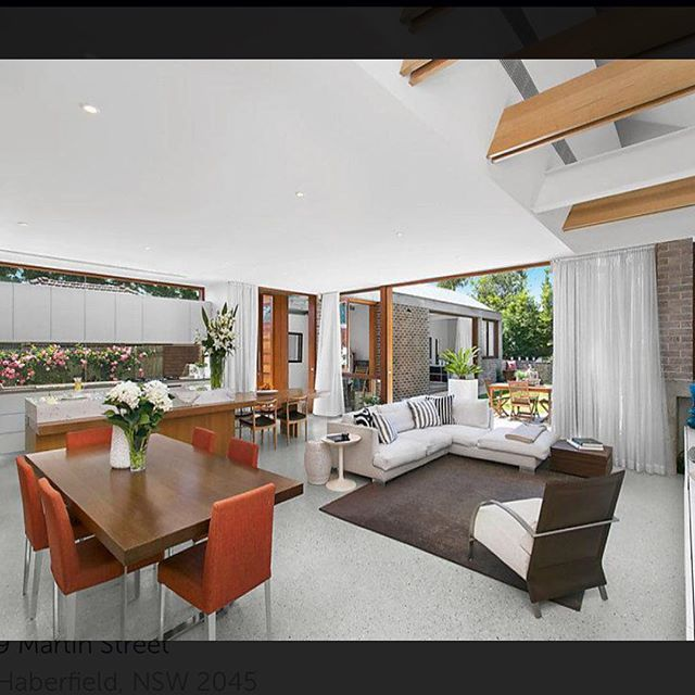 Renovation, Build, Project Managed, designed and styled. Haberfield Project 2009.