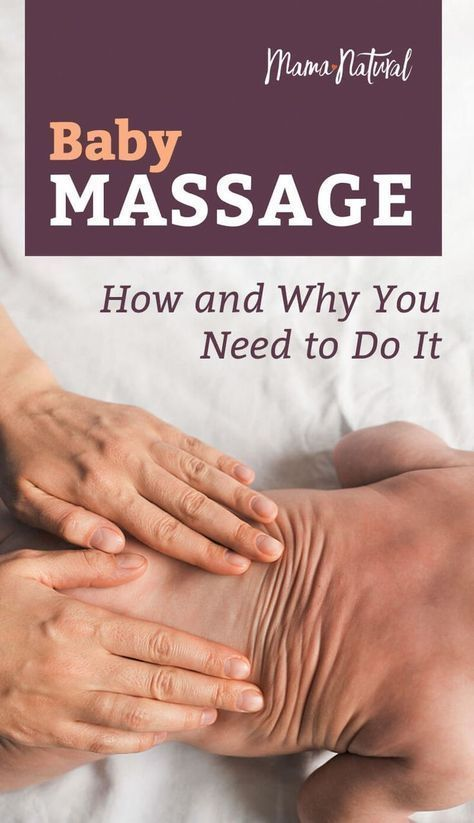 Baby Massage: How and Why You Need to Do It – Deborah