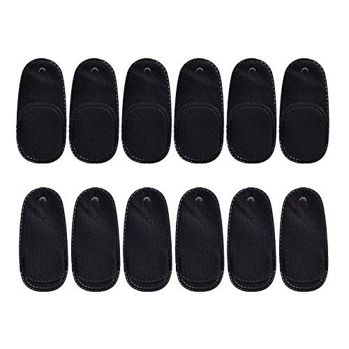 From 4.59 12 Pieces Eye Patches Black Eye Patch For Glasses For Lazy Eye Amblyopia Strabismus