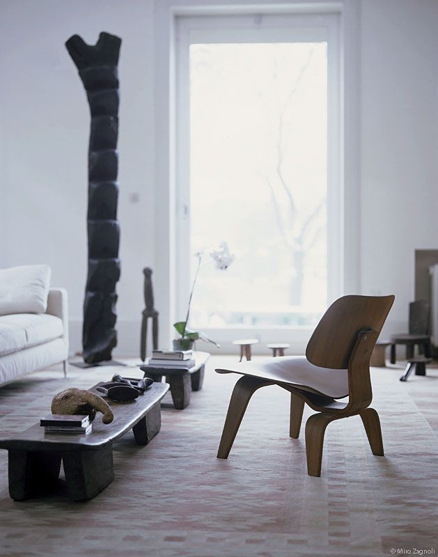 LCW (Lounge Chair Wood) by @Vitra Furniture Furniture | Design Charles & Ray Eames