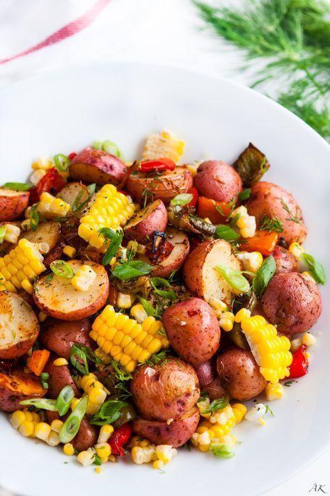 Baby red bliss potato recipes