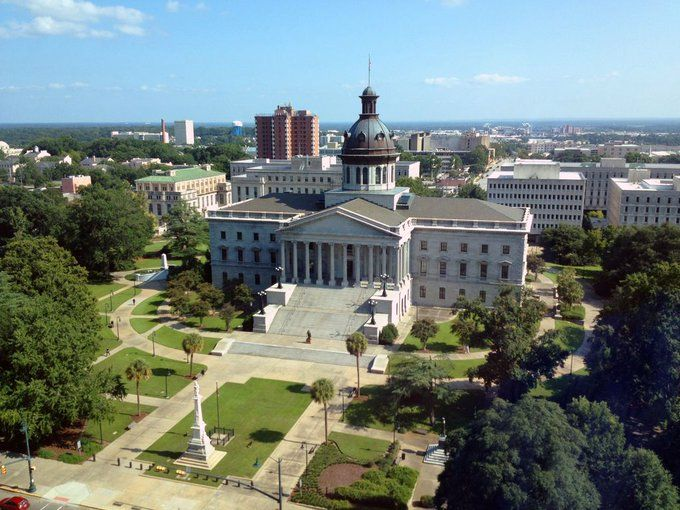 Eric Muhr On Twitter South Carolina City Of Columbia Carolina Usa