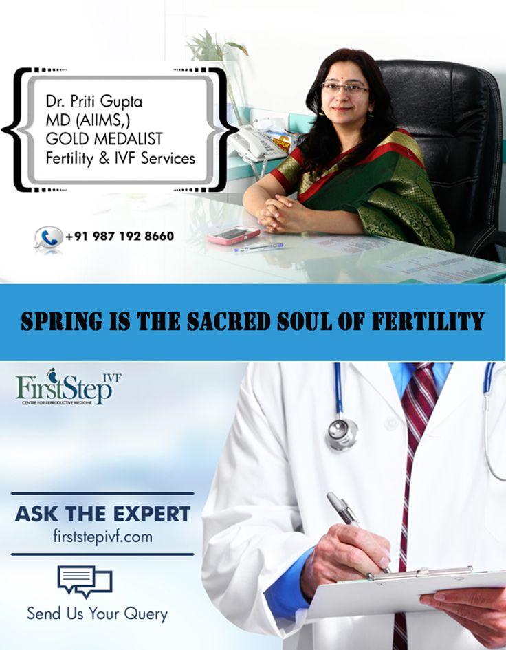 Best Infertility Specialist in Delhi - #FirstStepIVF #IVF http://tracks.roojoom.com/r/64165/
