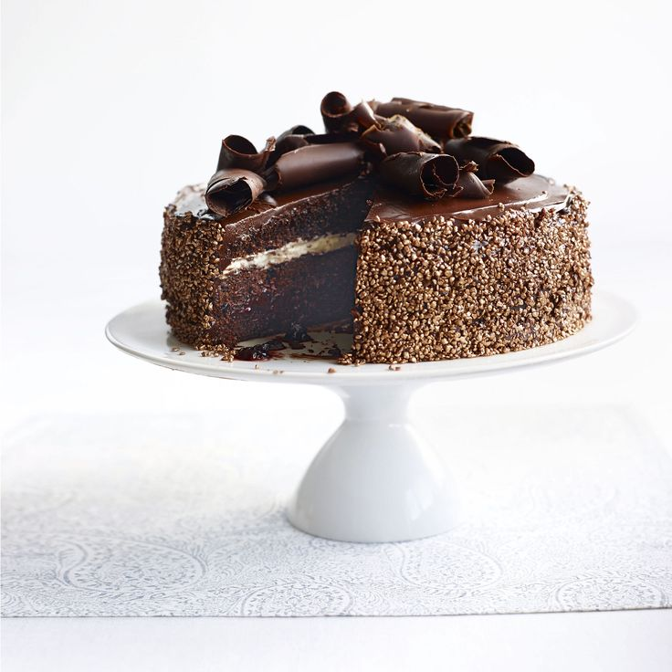 Gluten free, dairy free Black Forest gateaux is deliciously indulgent but healthier than it looks - and no one will know the difference