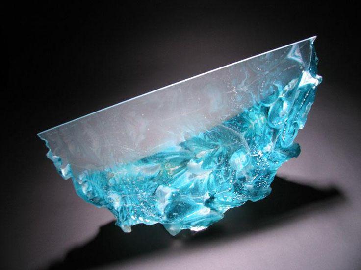 9 best glass, Colin Reid images on Pinterest | Glass art, Colin o ...