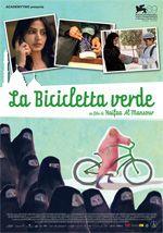 Arabia Saudita, in una scuola rigorosamente solo femminile Wadjda lotta per non soffocare i propri desideri di libertà. In particolare uno di questi riguarda l'acquisto di una bicicletta verde, con la quale potrà essere alla pari del bambino con cui gioca dopo la scuola.