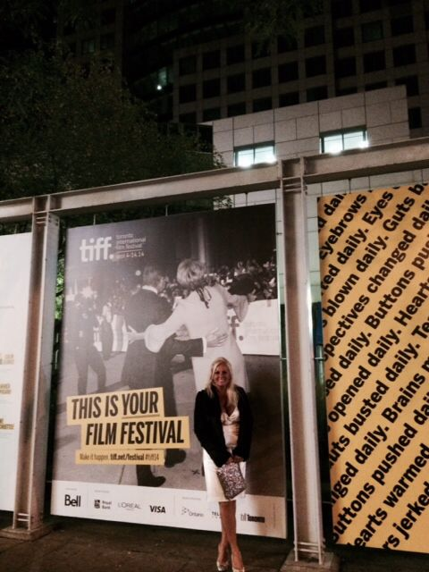 #NatalieMcBee #TIFF #TorontoFilmFestival